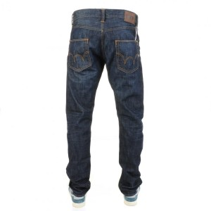 Edwin ED55 Relaxed Jeans Deck Blue