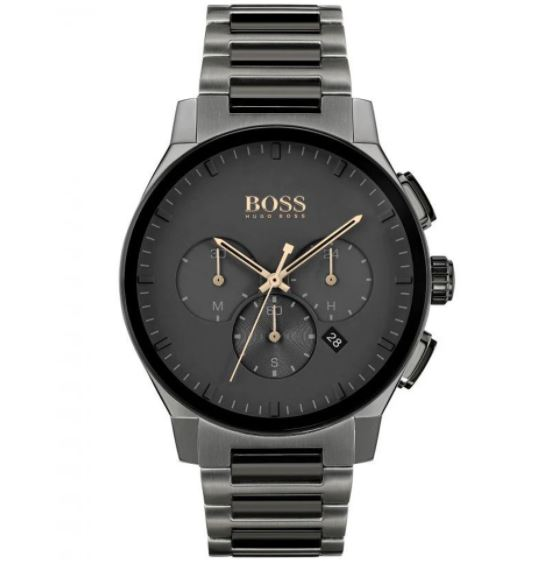 BOSS Peak Watch Black