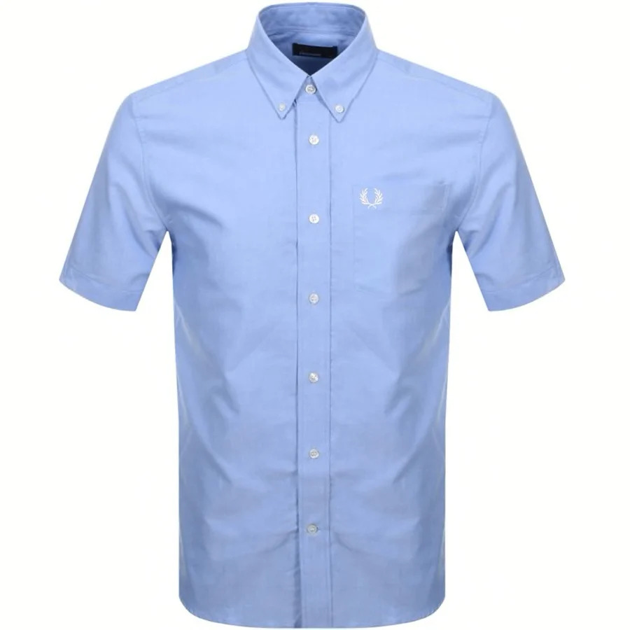 Short sleeved Fred Perry shirt